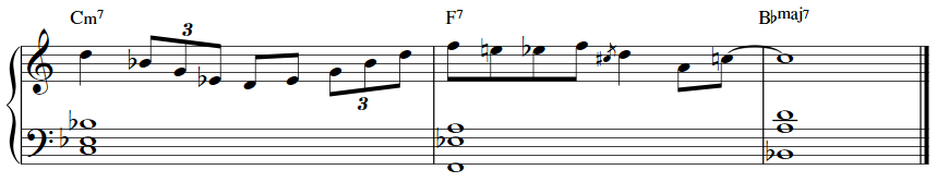 ii-V-I-exemple1